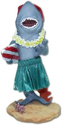 Hula Shark Mini Dashboard Doll with Surfboard 4 Inch