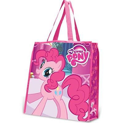 My Little Pony Friendship is Magic Pink Reusable Shopping Tote Bag by Vandor