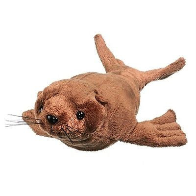 Sea Lion Plush Toy Animal Stuffed Seal Toy by Wildlife Artists 11 Inches