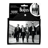 The Beatles Packable Shopping Eco Tote Bag Reusable Shopper Vandor Lennon McCartney
