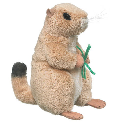 Prairie Dog Plush Stuffed Animal Toy by Wildlife Artists
