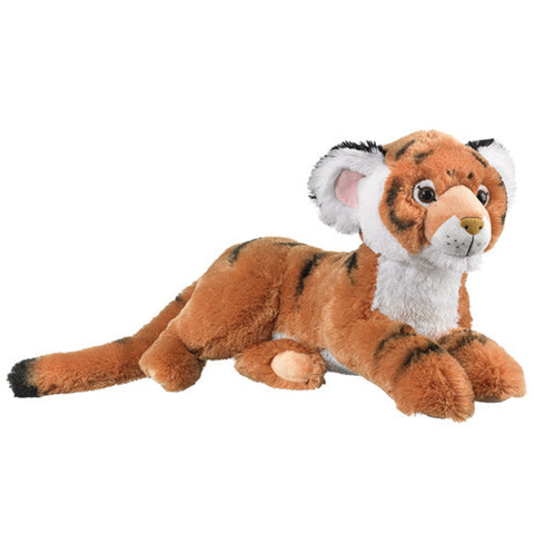 Tiger 28 Inch Plush Toy Stuffed Wild Cat Wildlife Artists Orange Bengal XL