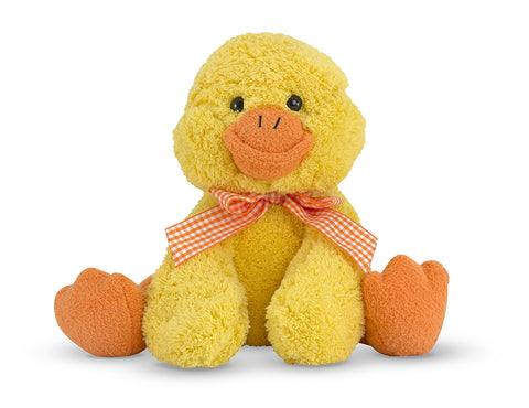 Duck with Sound Meadow Medley Ducky Plush Stuffed Animal * Baby Safe * by Melissa & Doug