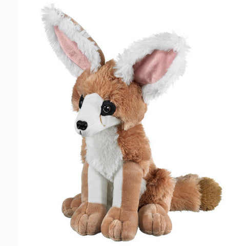 Big 21 Inch African Fennec Fox Desert Animal Plush Stuffed Toy Wildlife Artists