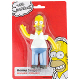 The Simpsons * Homer Simpson Bendable Gift Toy Flexible Figure XL Toys