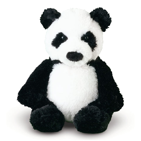 Bamboo Panda Black and White Plush Animal Baby Toy by Melissa & Doug