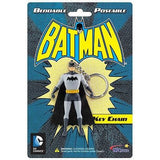 New Batman Bendable Flexible Key Chain