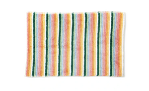 Stripes Bath Mat $49