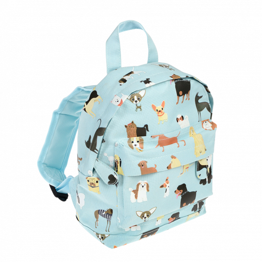 The Best in Show Mini Backpack from Rex London is the perfect gift for puppy-loving little ones.