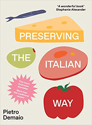 First published in 2008 and with more than 45,000 copies sold, Preserving the Italian Way is essential reading for anyone who wants to preserve their own food, reduce food waste and help keep cultural traditions alive.