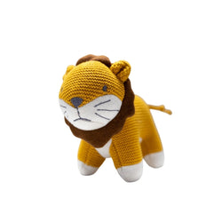 Complete the Jungle Lion set with this cuddly toy for your little one.