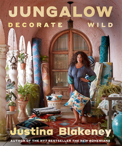 Justina Blakeney's new book is her biggest, boldest, and most beautiful volume yet, filled with irresistible style, original patterns, and artwork-lushly photographed by Dabito.