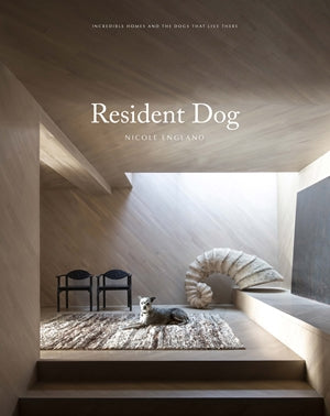 Resident Dog [Volume Two] showcases over 25 of the world's most amazing houses, and the dogs that live there.