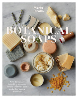 Learn how to simplify your beauty regime with Botanical Soaps as this book shows you how to create your own beauty products using all natural ingredients.