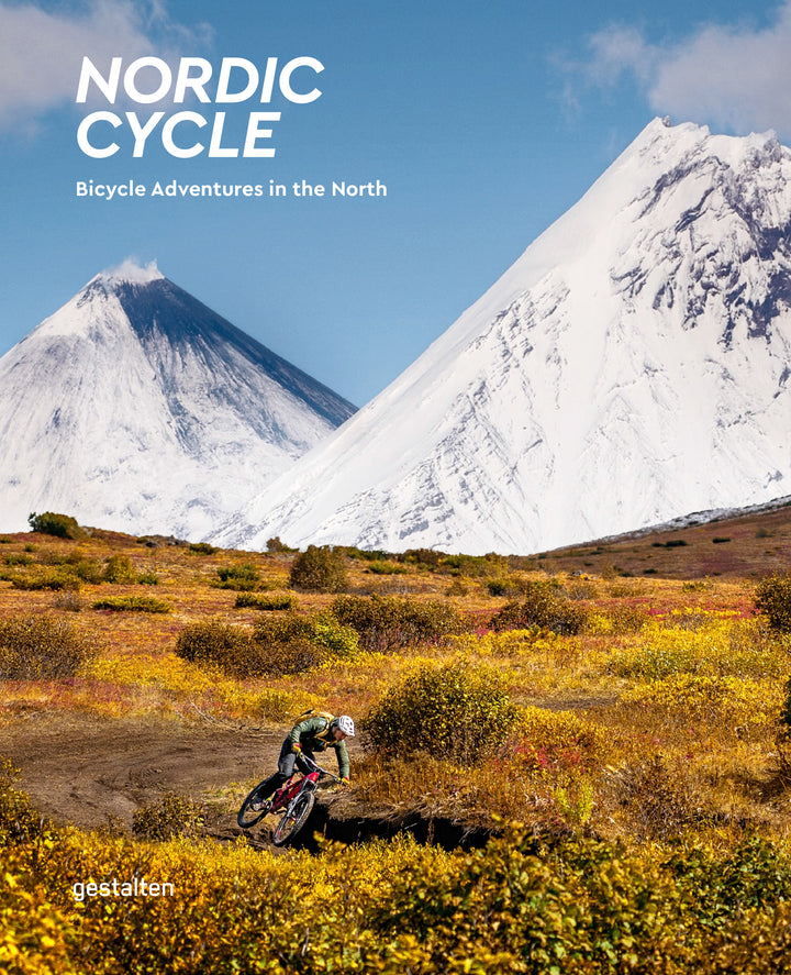 By taking on some of the most treasured biking trails and terrains across the Nordic landscape, this Nordic Cycle book is a seated journey of discovery and escapism across a vast scenery set to inspire your next trip.