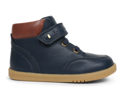 We're ready for Winter with the IW Navy Timber Boot from Bobux!
