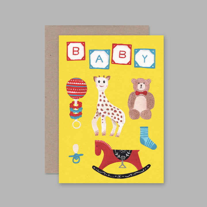 We love this range of illustrated cards by AHD Paper Co.