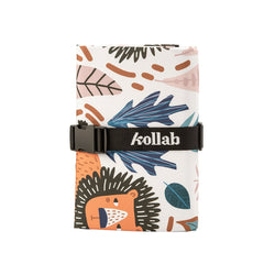 The Lion Mini Mat from Kollab is perfect for the park!