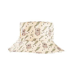 Keep the sun away in style with the Koala Bucket Hat from Acorn Kids!