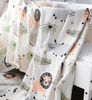 Jungle Safari Baby Blanket