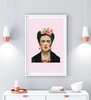 Looking for a SuperCool piece of art? Look no further than the Frida Wall Art by Dom Gauchi at DG Designs.