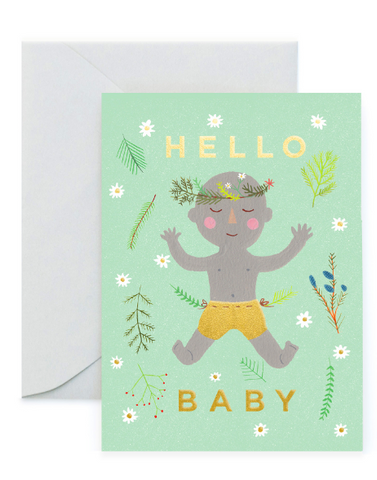 Earth Baby CS Card