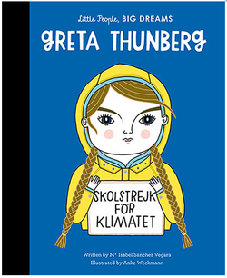 Greta Thunberg (Little People, Big Dreams) tells the Supercool true story of the environmental activist.