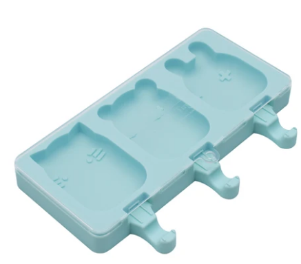 TheSupercool is so excited that these Icy Pole Silicone Moulds from We Might Be Tiny are not only freezer-safe, but also oven-proof!