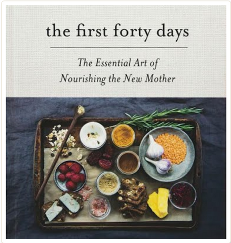The First Forty Days book, based on author Heng Ou's own postpartum experience, offers an essential and fleeting period of rest and recovery for the new mother after the birth of a child.