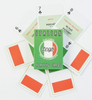 Pick up Italian whilst playing cards with these LINGO Playing cards! Fun + Learning!