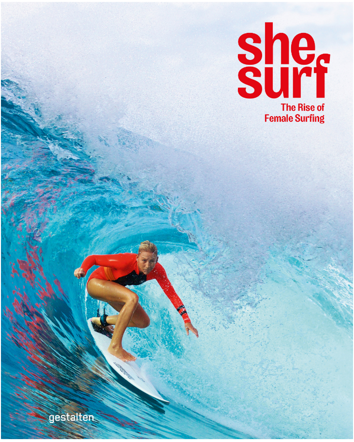 From Australian surfer Lauren Hill, comes SHE SURF, a book that hails the women and girls, past and present, who are engaged in expanding the art of surfing.