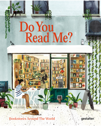 Do You Read Me? considers the bookshop as a cornerstone of the community, where subcultures have the physical space to thrive. It seeks out the most innovative and beautiful bookshops in the world, sharing their concepts and celebrating book culture in all its glorious forms.