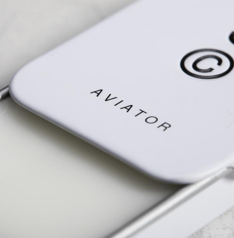 Aviator solid cologne by Solid State is a game changer! It's the perfect travel size, take to work or after the gym, discreet and makes a brilliant gift.