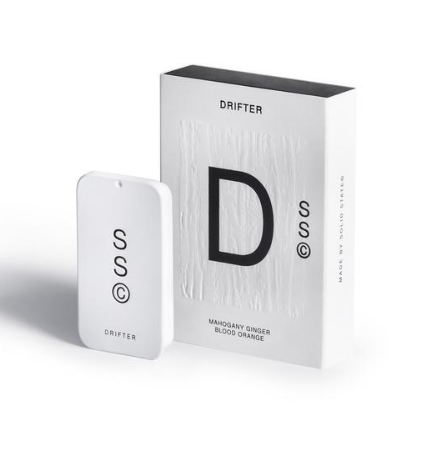 Drifter solid cologne by Solid State is a game changer! It's the perfect travel size, take to work or after the gym, discreet and makes a brilliant gift.
