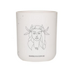 Virgo Zodiac Candle