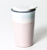 Strawberry Milk Ceramic Coffee Cup