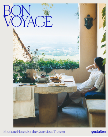 Bon Voyage: Boutique Hotels by GESTALTEN. Make a difference when you travel. Excellent hospitality and sustainable journeys can go hand in hand.