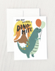 IW Dino-Mite Card