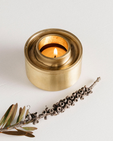 Your home needs this iconic piece of art: the Asteroid Essential Oil Burner by Addition Studios.  This design cross pollinates minimalism with brutalism to create the ultimate modern aromatherapy accessory.
