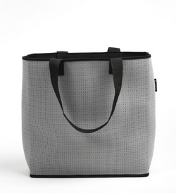 We love the SuperCool Charcoal Go-To Bag by Base Supply -- it's your new everyday basic!