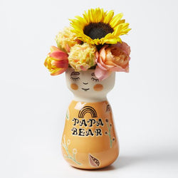 We are loving on all the Papas with our Papa Bear vase by Jones & Co!