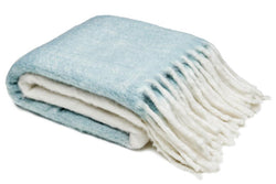 Wrap up in love and cosyness with the softest Blueberry Bumble Blanket from Castle & Things!