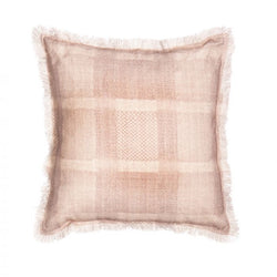 This Pink Bisque Cushion is charming, alluring and intimately constructed.