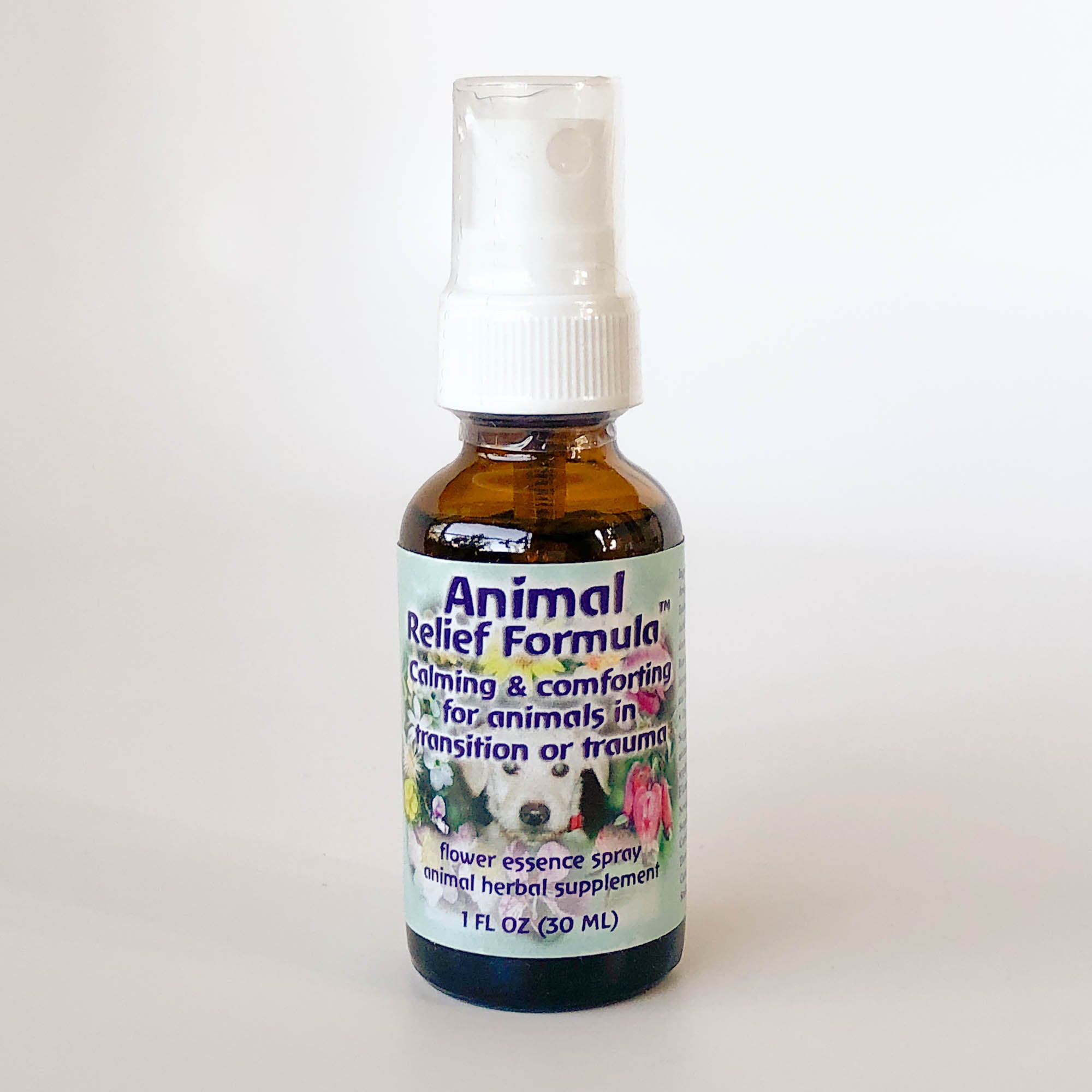 Animal Relief Formula flower essence