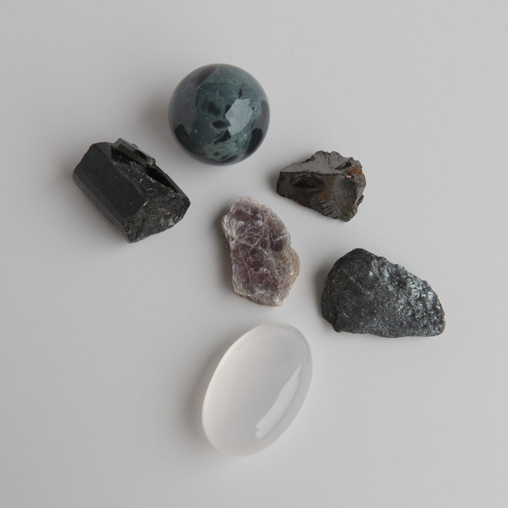 Crystal Set for Tumultuous Times