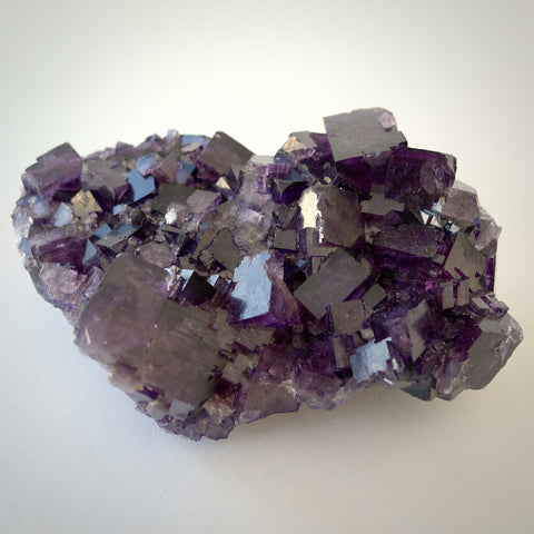 purple fluorite place 8 healing