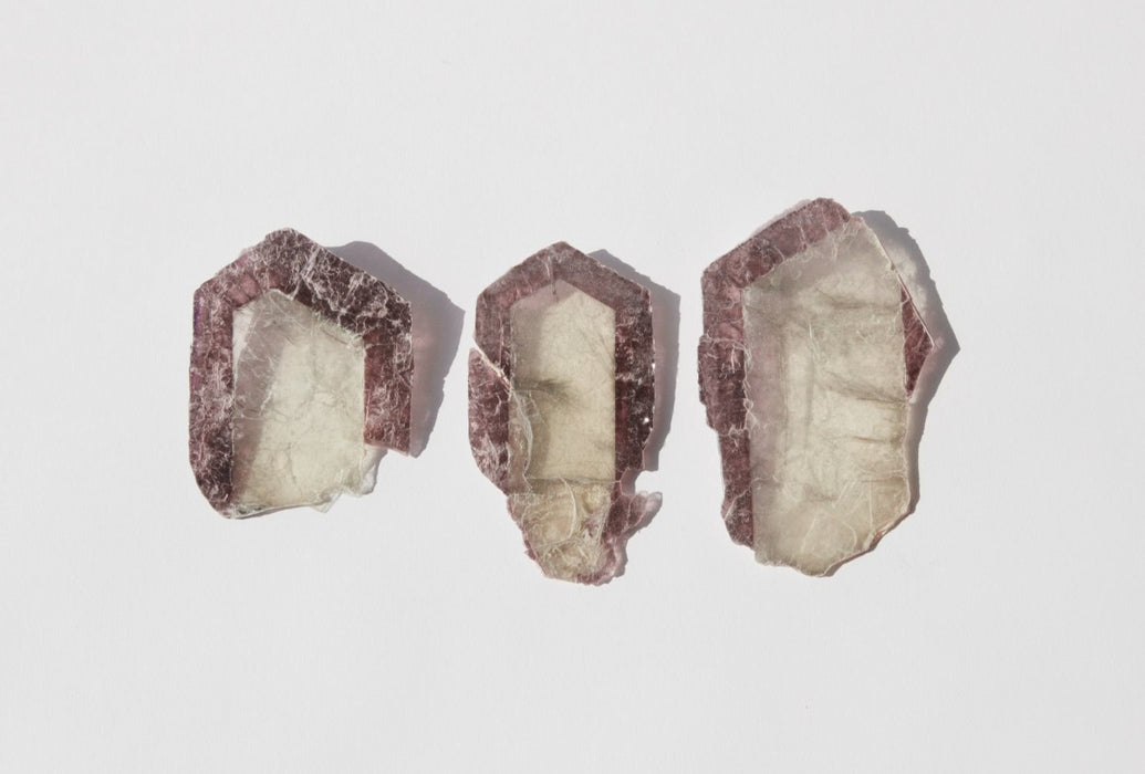 WATERMELON MICA to soothe your fears about the future of your journey