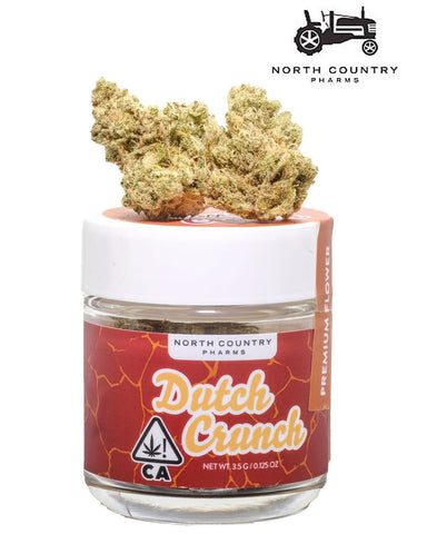 DUTCH CRUNCH - *NEW* - NORTH COUNTRY PHARMS