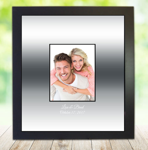 Engravable Signature Frame