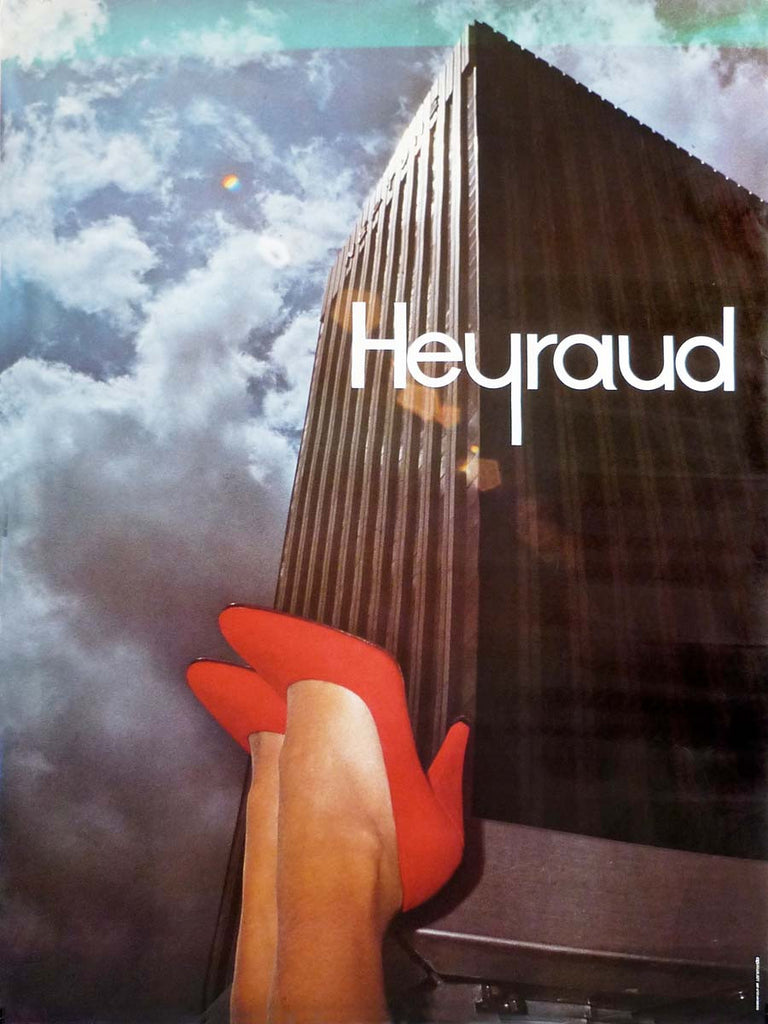 Heyraud - red shoes
